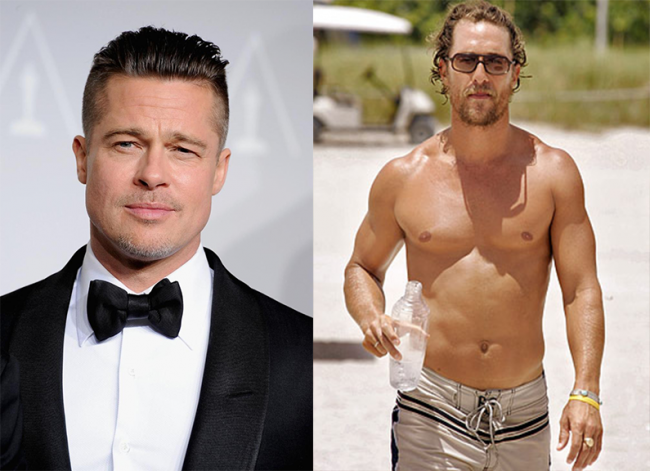 STRAIGHT DUDES SOUND OFF ON WHAT MALE CELEBRITIES THEY'D 'GO GAY'' FOR- OPEN WIDE