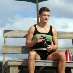 JUSTIN TIMBERLAKE PLAYS HUNK LIFEGUARD IN NEW FLICK- NEXT TIME NO SPRAY TAN JUSTIN
