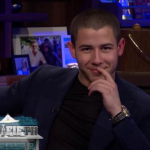 JONAS BROTHERS BATTLE ON WWHL ON WHICH 'JO BRO' HAS BIGGEST PACKAGE