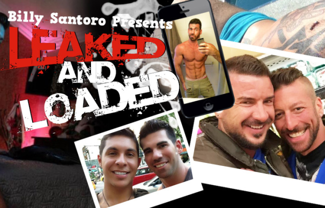 BEAU TAYLOR SHOWS OFF SWEATY UPDATE FROM 'LEAKED AND LOADED' FILMING AND BEN BATEMAN BECOMES OUR SECRET CRUSH