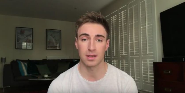 [EXCLUSIVE] KAYDEN GREY SPEAKS OUT ON HIS GAY STAR NEWS INTERVIEW THAT LEFT HIM FEELING SEXUALLY ASSAULTED, AGAIN(VIDEO)
