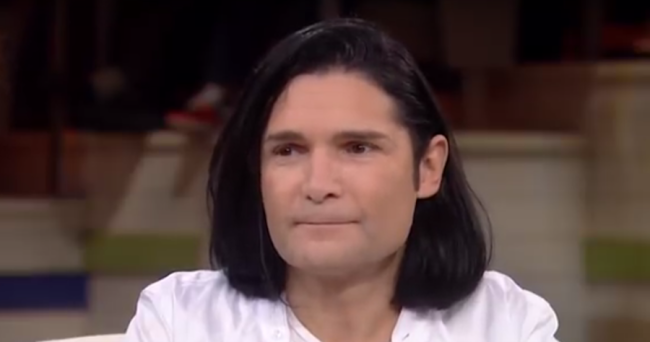ACTOR CORY FELDMAN REVEALS HE'S A VICTIM OF A HOLLYWOOD PEDOPHILE RING- FILES POLICE REPORT AND NAMES HIS ACCUSERS-FEARS FOR HIS SAFETY