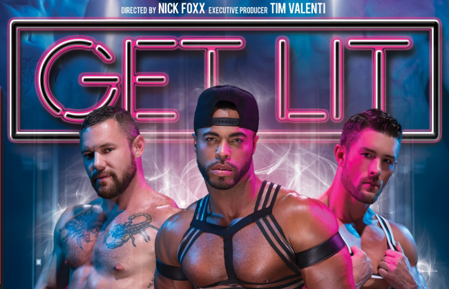 9 GAY ADULT SUPERSTARS WILL HELP YOU 'GET LIT' IN THE NEW YEAR AND WHO GUARANTEE TO GET YOUR GAY PORN MOJO UP