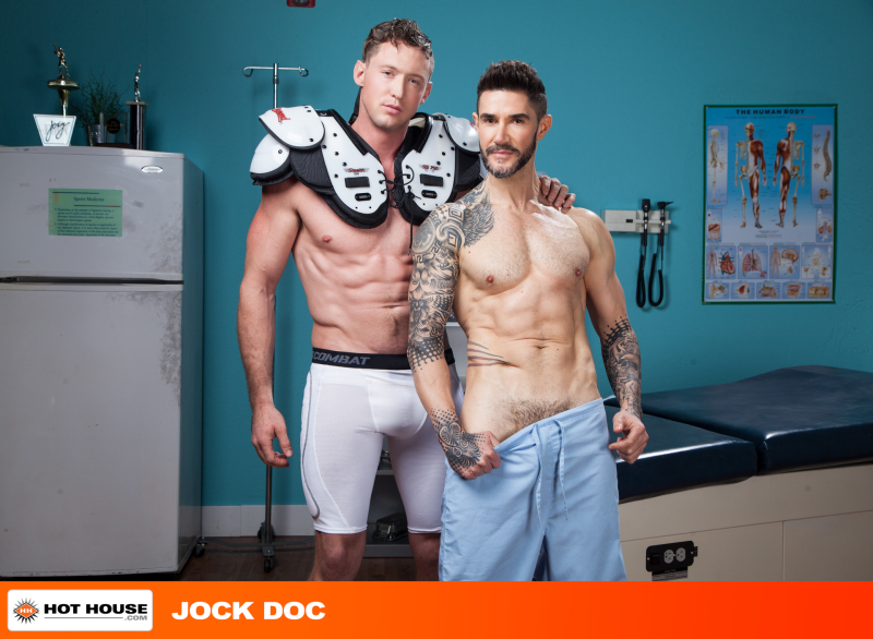 HOT HOUSE PIERRE AND DEAN- THE GAY REPUBLIC 1