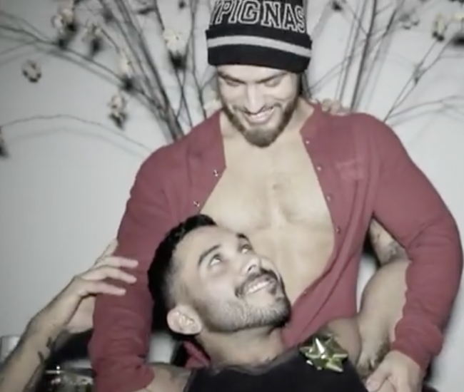 SHOCKING!- TIME WARNER CABLE PULLS GAY UNDERWEAR AD OFF THE AIR-WATCH AD