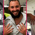 ICYMI: MEN ALL OVER THE WORLD ARE PAINTING THEIR NAILS IN SUPPORT OF BRUCE JENNER