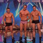 SINGING AND DANCING STRIPPERS GET AUDIENCE OF BRITAIN'S GOT TALENT HARD