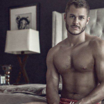 HUNK REALITY STAR AUSTIN ARMACOST SHOWS OFF HIS ROUND ASS FOR A GOOD CAUSE