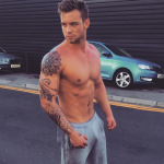 ANTM's Dustin McNeer Shows Skin..Again..On Instagram