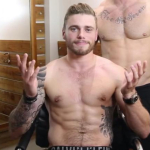 HOT OLYMPIC SKIER GUS KENWORTHY GETS HIS DREAM KISS FROM A REALLY CUTE AUSTRALIAN