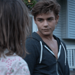 'KING COBRA' RELEASES ONE LAST CLIP BEFORE RELEASE DATE- GARRETT CLAYTON TELLS NOSY NEIGHBOR THE 411 AND MAKES A SPLASH ON GAY BACKYARD PORN SET
