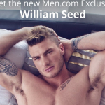 MEN SIGNS HOT WILLIAM SEED-SET FOR DEBUT-ALEXY TYLER & SHAWN HARDY LICK UP SEED'S MONEY SHOT IN DEBUT SCENE