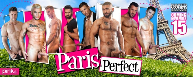 WHAT YOU NEED TO SEE BEFORE YOU WATCH NAKED SWORD'S ORIGINAL MOVIE 'PARIS PERFECT'