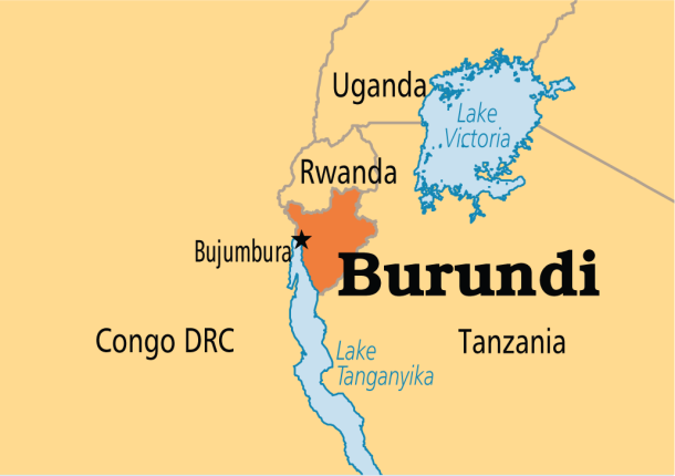 BURUNDI ANNOUNCES WITH SEVERAL INSANE PRESS CONFERENCES THAT THEY'RE  'OFFICIALLY HUNTING' LGBTI PEOPLE