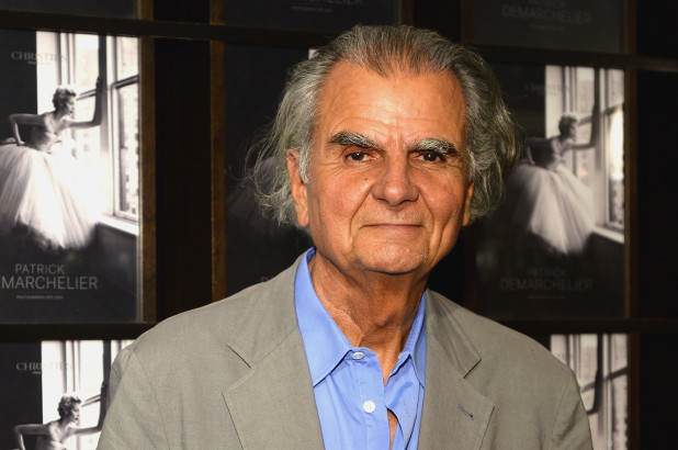 PRINCESS DIANA'S PERSONAL PHOTOG PATRICK DEMARCHELIER HAS BEEN ACCUSED OF SEXUALLY ATTACKING MODELS