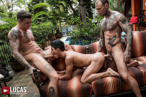 Dylan_James_Geordie_Jackson_Joaquin_Santana_15 THE GAY REPUBLIC