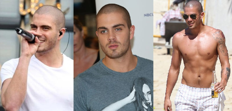 Max-George-the-wanted-