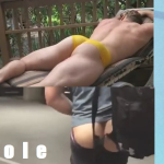 'FOXHOLE' HAS A SEXY AS HELL VIDEO TO ADVERTISE HIS INSTAGRAM PAGE OF THE FINEST BUBBLE BUTTS ON EARTH