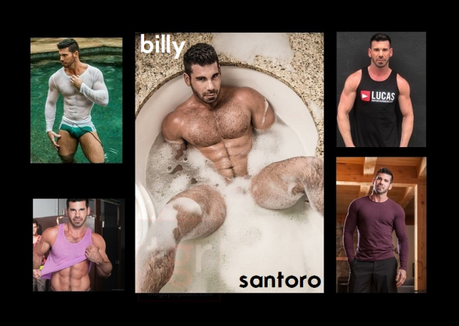 [EXCLUSIVE] BILLY SANTORO'S COMPELLING OPEN LETTER TO HIS FANS IS POWERFUL ENOUGH TO BE A GAME CHANGER FOR GAY PORN