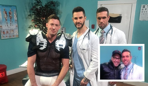 Chi Chi Larue Shows Off Some Hot Ways To Interpret Doctor We Need To