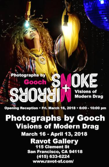 SMOKE + MIRRORS: EXPLORING MODERN DRAG -PHOTO EXHIBIT-[SNEAK PEEK]