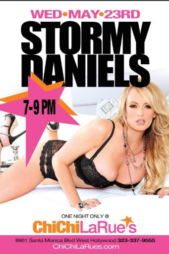 Stormydaniels  chi chi larue  west hollywood  the gay republic