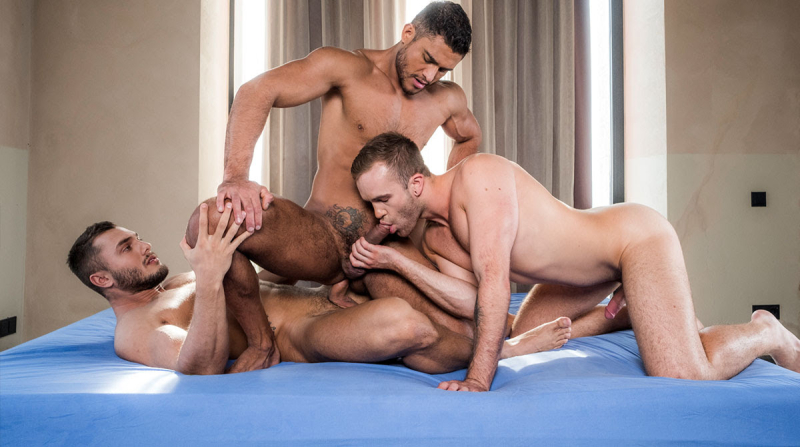 BROCK MAGNUS  DIEGO LAUZEN  AND JACKSON RADIZ FLIP-FUCK- LUCAS- THE GAY REPUBLIC
