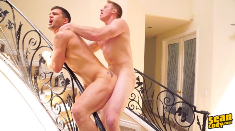 SEAN CODY= JAX- BRYSEN - THE GAY REPUBLIC