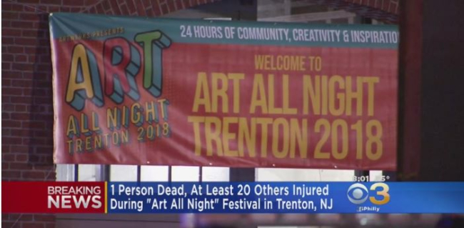 #DEVELOPING NEW JERSEY ARTS FESTIVAL SHOOTING LEAVES 1 DEAD AND 20 INJURED