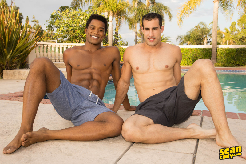 SEAN CODY LANDON AND RANDY THE GAY REPUBLIC