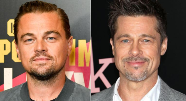 LEONARDO DICAPRIO AND BRAD PITT 'SAID NO' TO PLAYING LOVERS IN BROKEBACK MOUNTAIN