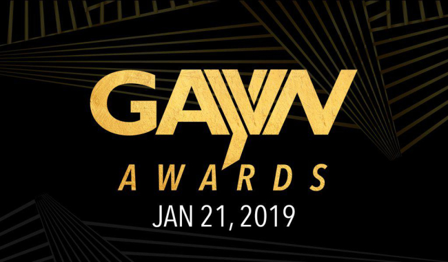 2019 Gayvn Awards Pre Nomination Site Launches