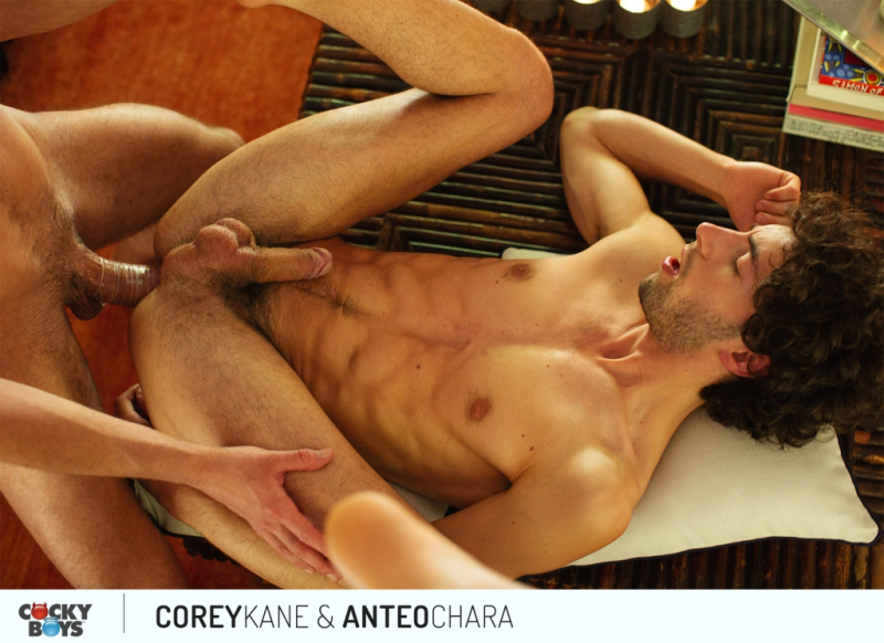 ANTEO CHARA - CORY KANE- COCKYBOYS- DEBUT - THE GAY REPUBLIC 6