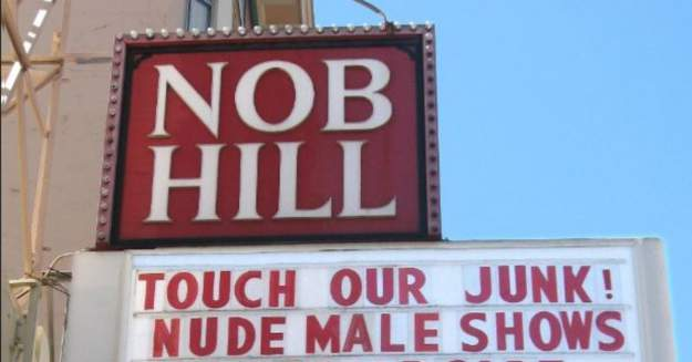 NOB HILL THEATER SET TO CLOSE AUGUST 19TH - WHAT YOU NEED TO KNOW