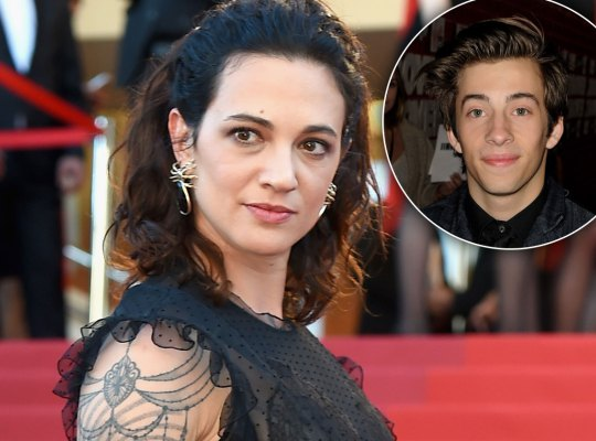 Asia Argento Paid Off Underage Sex Assault Accuser—After Bashing Harvey For Rape