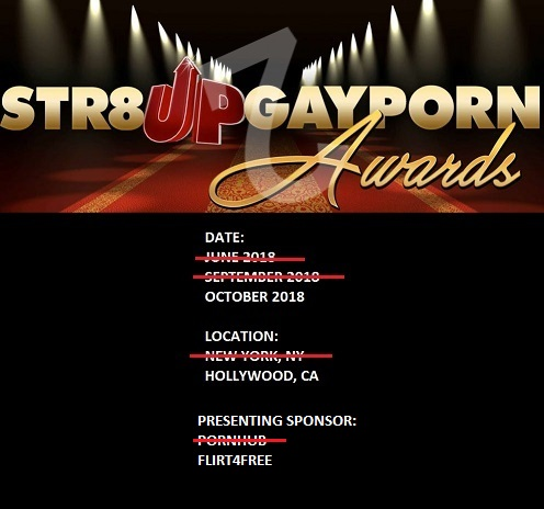 Money Is The Driving Force With All Awards Shows And Str8upgayporn Awards Isnt Immune But It Has To Sting That Even With The Co Owner Of The Website Who