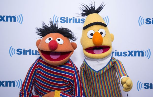 Former Sesame Street Writer Outs Bert and Ernie As A Gay Couple
