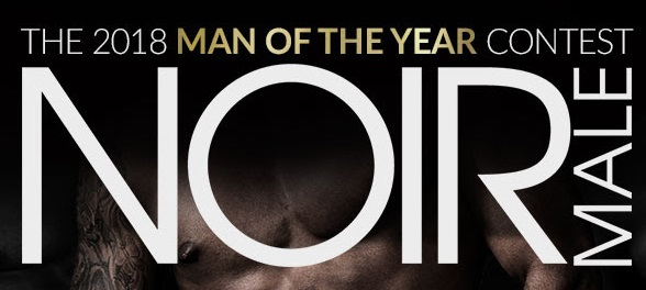 NoirMale Man Of The Year 2018