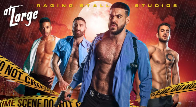 Raging Stallion's
