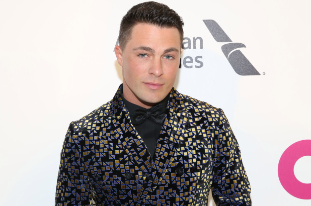 Colton Haynes Gets Sober After Week-Long Bender